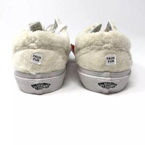 Vans Shoes - Vans Old Skool Sherpa Turtledove Skate Shoes 2b573d4e1